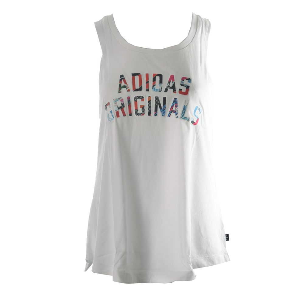 adidas adidas tank top bj8134. Black Bedroom Furniture Sets. Home Design Ideas