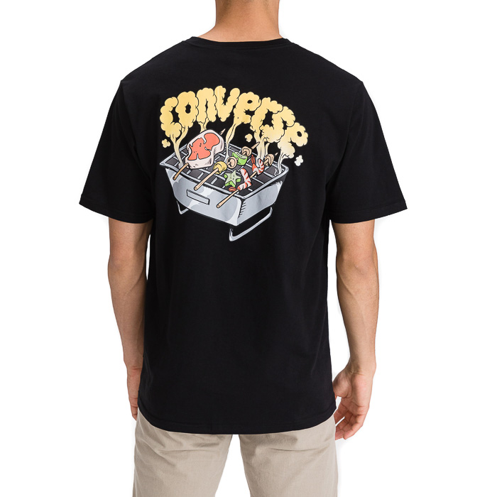 CONVERSE CONVERSE COOKOUT CLASSIC GRAPHIC TEE