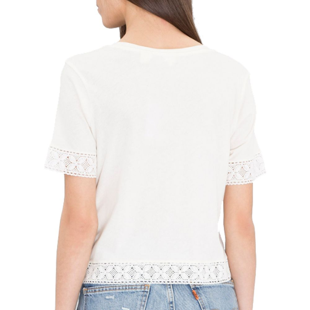 0c775a12822e ... LACE MIX TEE MARSHMALLOW. Save 40%