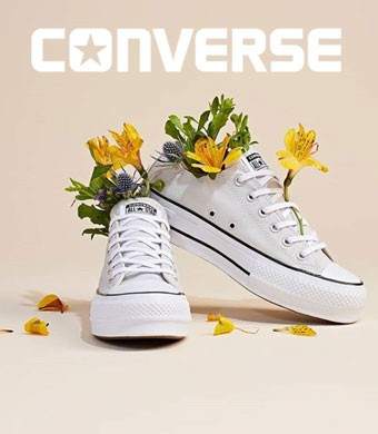 Find here all Converse.