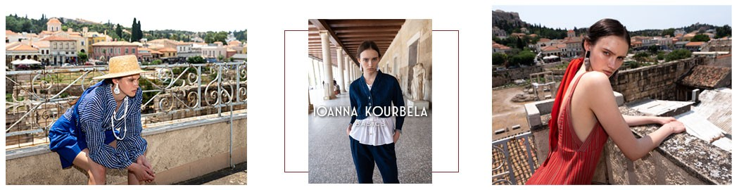 Find here the Ioannas Kourbela collection.