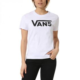 VANS FLYING V CREW TEE VN0A3UP4WHT1 VN0A3UP4WHT1