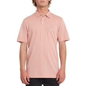 VOLCOM WOWZER POLO BLOUSE MENS A0111700-SSN A0111700