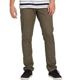 VOLCOM FRICKIN SLIM CHINO  MENS A1131601-ARC A1131601