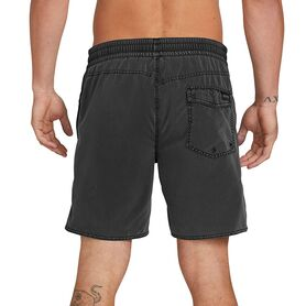 VOLCOM CENTER TRUNK 17  MENS A2512004-BLK A2512004