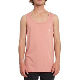 VOLCOM CIRCLE BLANKS HTH TT BLOUSE MENS A4512054-SSN A4512054