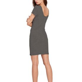 VOLCOM DAYZE DAYZ DRESS  WOMENS B1312003-BWH B1312003