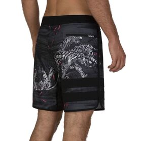 HURLEY PHTM BLOCK PARTY TIGER STYLE 18 CJ5051-010 CJ5051