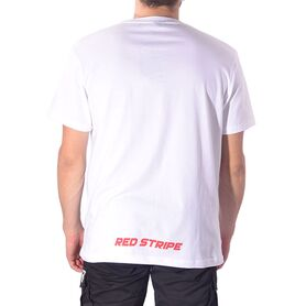 HOOF T-SHIRT RED STRIPE HFM01106-1820 HFM01106