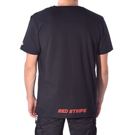 HOOF T-SHIRT RED STRIPE HFM01106-2020 HFM01106