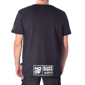 HOOF T-SHIRT BLACK STRIPE HFM01109-2020 HFM01109