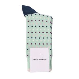 DEMOCRATIQUE SOCKS ORIGINALS POLKADOT DS1250POPDH-4146 DS1250POPDH-4146