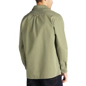 LEE WORKWEAR OVERSHIRT LICHEN GREEN L68DLD82 L68DLD82