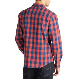 LEE LEE RIDER SHIRT POPPY RED L851DLNH L851DLNH