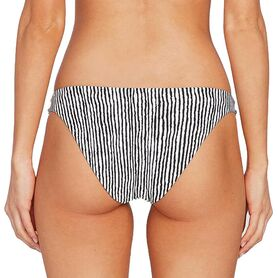 VOLCOM STRIPE AWAY HIPSTER BOTTOM ΜΑΓΙΩ ΓΥΝΑΙΚΕΙΟ O2212008-WHT O2212008