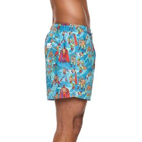 BOARDIES SWIMSUIT MEXICAN WRESTLERS BS523M BS523M