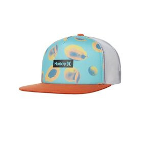 HURLEY PRINTED SQUARE TRUCKER CJ6847-323 CJ6847