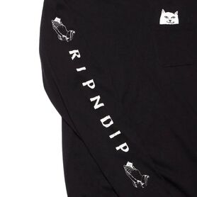 RIP N DIP Lord Nermal Pocket Long Sleeve RND1416 RND1416