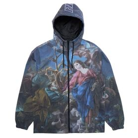 RIP N DIP Majestic Hooded Coaches Jacket RND4505 RND4505