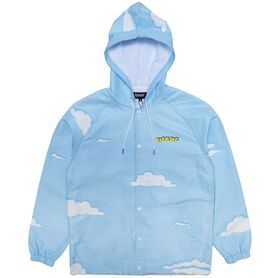 RIP N DIP No Place Like Home Hooded Coaches Jacket RND4507 RND4507