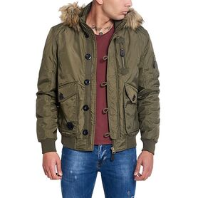 ICE TECH JACKET BOMBER G633-16 G633