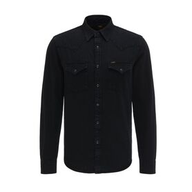 LEE LEE WESTERN SHIRT BLACK L643PA01 L643PA01