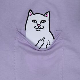 RIP N DIP Lord Nermal Pocket Long Sleeve RND4552 RND4552