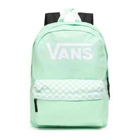 VANS WM REALM BACKPACK CO Green Ash VN0A4DRM4SG1 VN0A4DRM4SG1