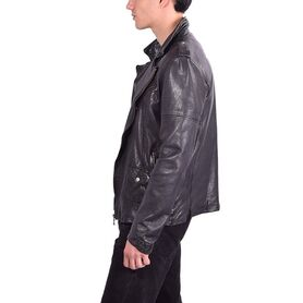 RICANO LEATHER JACKET PX-M-154-02 PX-M-154-02