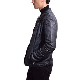 RICANO LEATHER JACKET RX-M-157-06 RX-M-157-06