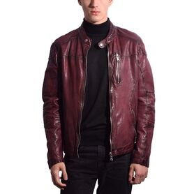 RICANO LEATHER JACKET RX-M-157-25 RX-M-157-25