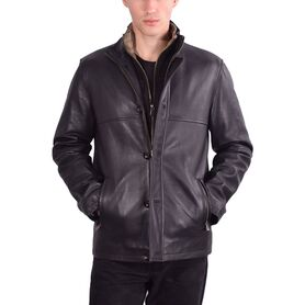 RICANO LEATHER JACKET WALLACE-20 WALLACE-20