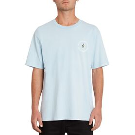VOLCOM OZZY WRONG SS TEE BLOUSE MENS A4312104-AEB A4312104