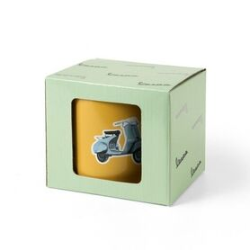 VESPA MUG YELLOW