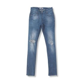 NEW DENIM PANT WOMEN ND21307