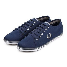 FRED PERRY SHOE KINGSTON TWILL B6259U-143