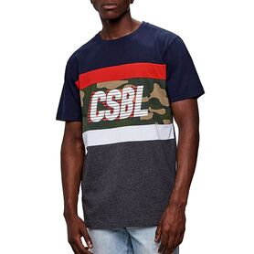 CAYLER & SONS T-SHIRT BLOCKED BL-HD17-AP-08-06 BL-HD17-AP-08