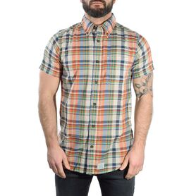 DEUS EX MACHINA SHIRT ALBIE SPACE DYE DMP75344-09 DMP75344