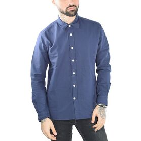 EDWIN SHIRT Cadet Shirt Cotton Oxford I024958-03-7767 I024958-03