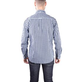 EDWIN  Standard Shirt Twill Cotton Vichy Check I024952-03-3UN67 I024952-03