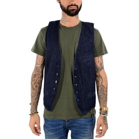 NEW DENIM VEST ND14104 ND14104