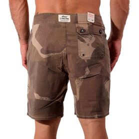 DEUS EX MACHINA SHORT DOGON CAMO BOARDSHORT DMP82905B DMP82905B
