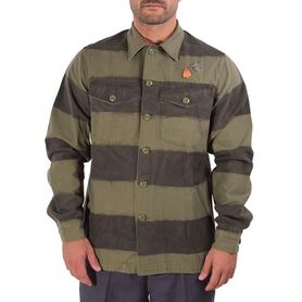 DEUS EX MACHINA SHIRT MONTY STRIPE DMF85418 DMF85418