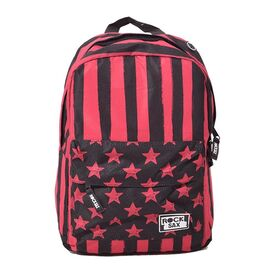 ROCKSAX BACKPACK STARS N STRIPES RSSTRIS002 RSSTRIS002