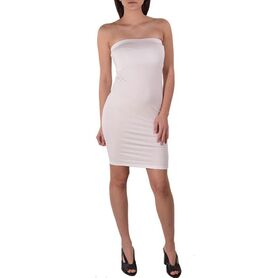 IOANNA KOURBELA DRESS MINI STRAPLESS VITAL 19212-12052 19212
