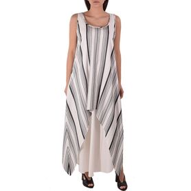 IOANNA KOURBELA DRESS KYKLOS DANCING LINES 19238-12701 19238