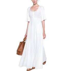 IOANNA KOURBELA DRESS MAXI AIRY LIGHTNESS 19270-12452 19270