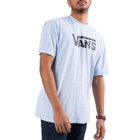 VANS T-SHIRT CLASSIC HEATHER VN0000UMHTB VN0000UMHTB