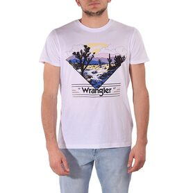 WRANGLER T-SHIRT OUT WEST W7C30FQ12 W7C30FQ12