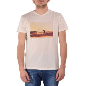 THINKING MU T-SHIRT SUNSET MTS076-18 MTS076